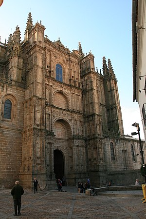 New Cathedral of Plasencia - The New Cathedral of Plasencia