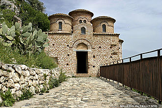 Cattolica di Stilo - The Cattolica di Stilo