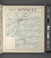 Cayuga County, Right Page (Map of town of Sennett) NYPL3903628.tiff