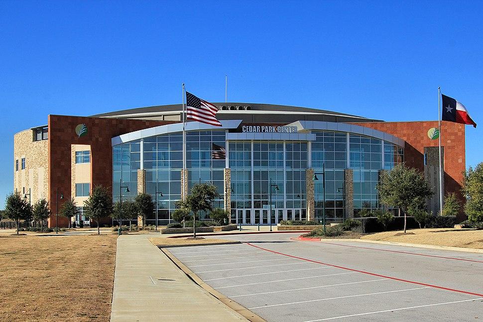 Cedar park center 2014