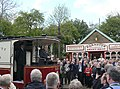 Celebrating 50 years of the Tramway Museum, Crich (2) - geograph.org.uk - 1317303.jpg
