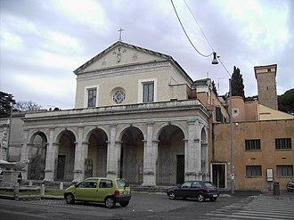 Pope Leo X - Santa Maria in Domnica