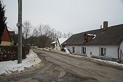 Center of Boršov, Jihlava District.jpg