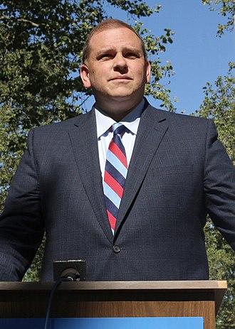 Wade Kapszukiewicz - Mayor Wade Kapszukiewicz