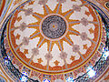 Central dome of Sinan Paşa Mosque, Istanbul.jpg