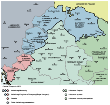 Royaume de hongrie 1538 1867 wikip dia for Haute hongrie