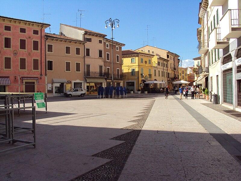 Cidades próximas a Verona