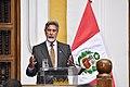 Ceremonia de clausura 2020 de la Academia Diplomática del Perú.jpg