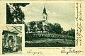 Cerkev marijinega obiskanja ljubljana rožnik 1900.jpg