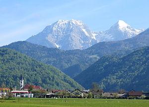 Cerklje na Gorenjskem - Image: Cerklje na Gorenjskem Slovenia