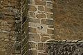 Cervera del Llano, reloj de sol en fachada de iglesia.jpg
