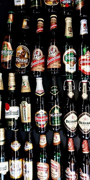 Beer in the Czech Republic - Czech beer brands