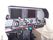 T182T cockpit with Garmin G1000