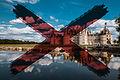 Château de Chambord barré d'une croix rouge.jpg