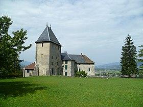 Image illustrative de l'article Château d'Arcine