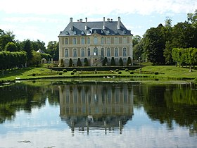 Image illustrative de l'article Château de Vendeuvre