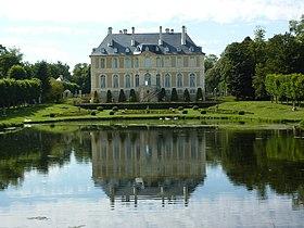 Image illustrative de l'article Château de Vendeuvre