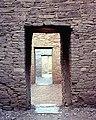 Chaco Canyon Pueblo Bonito doorways NPS.jpg