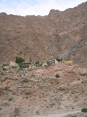 Chak Chak, Yazd - Image: Chak chak