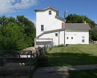 Frenchman Creek (Republican River tributary) - Champion Mill on Frenchman Creek