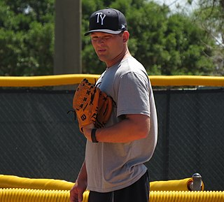 Chance Adams American baseball player