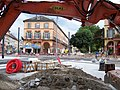 Chantier Tram Mulhouse PlaceRépublique 29.06.2005.JPG