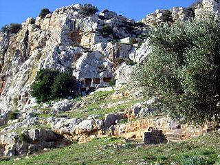 Chaouach village in Tunisia