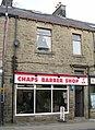 Chaps Barber Shop - Leeds Road - geograph.org.uk - 1613022.jpg