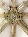 Chapter House ceiling rose, Glenluce Abbey, Kirkcudbright.jpg