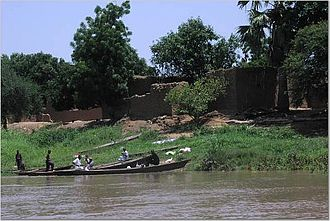 Geography of Chad - Chari River