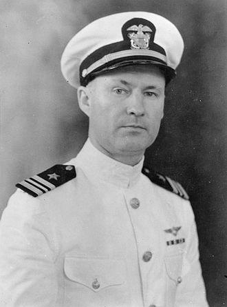 Charles E. Rosendahl - Lt. Cmdr. Charles Rosendahl, USN, circa 1930