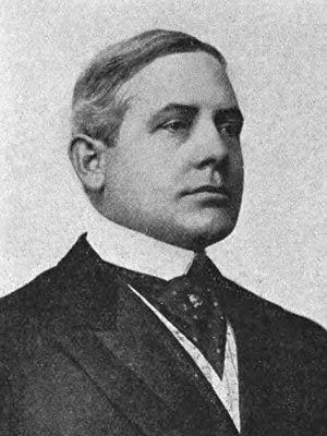 Charles J. Ross - ca. 1909