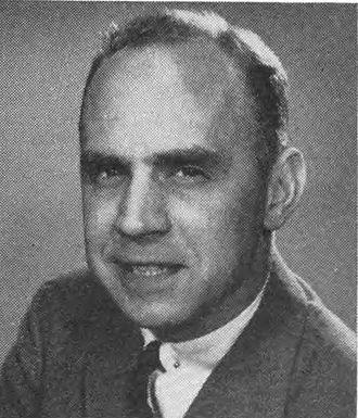 Oregon's 4th congressional district - Image: Charles O. Porter (Oregon Congressman)