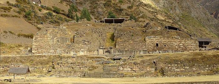 Chav n cultura wikipedia la enciclopedia libre for Arquitectura quechua