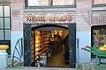 Cheese shop in Amsterdam near the Flower Market (26211123761).jpg