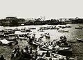 Chegada do navio no porto de Manaus 1902Arquivo, César e Cia.Coleção, Jorge Herrán - panoramio.jpg