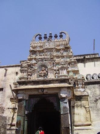 Cheluvanarayana Swamy Temple - Image: Cheluvanarayana Swamy Temple 1
