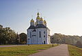 Chernihiv Катерининська церква 2014 Photo 02.jpg