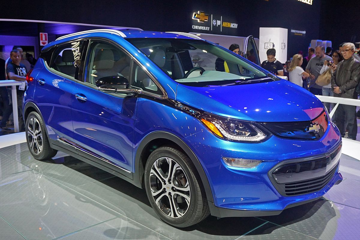 Chevrolet Bolt - Wikipedia