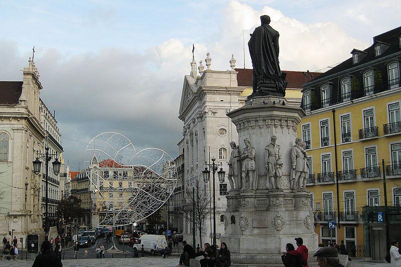Bairro do Chiado Lisboa