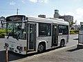 Chiba Green Bus CG-177 at Sakura Station.jpg