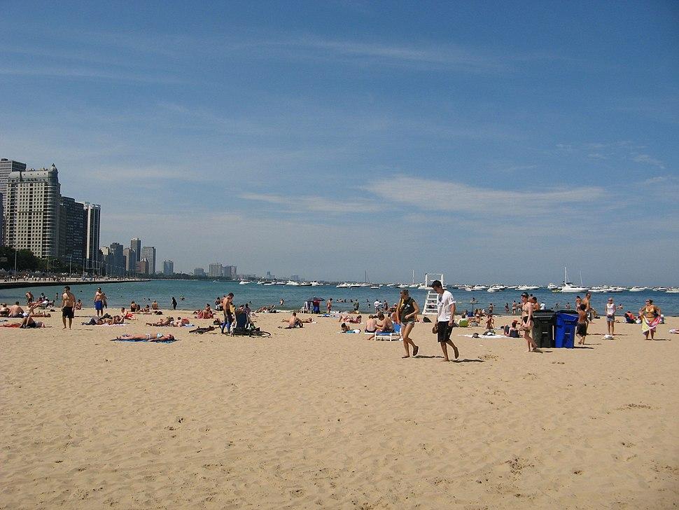 Chicago Beaches - Ohio Street Beach 2