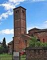 Chiesa di San Lanfranco a Pavia campanile.jpg