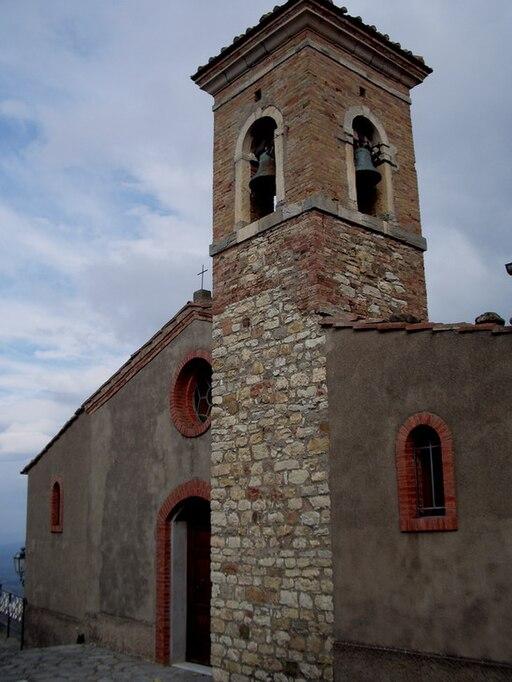 Chiesa di San Nicola Castiglioncello Bandini (GR)