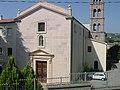 Chiese di Acri Chiesa ed il convento di San Francesco di Paola.JPG