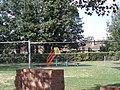 Children's playpark behind Southwick Churchyard - geograph.org.uk - 1040038.jpg