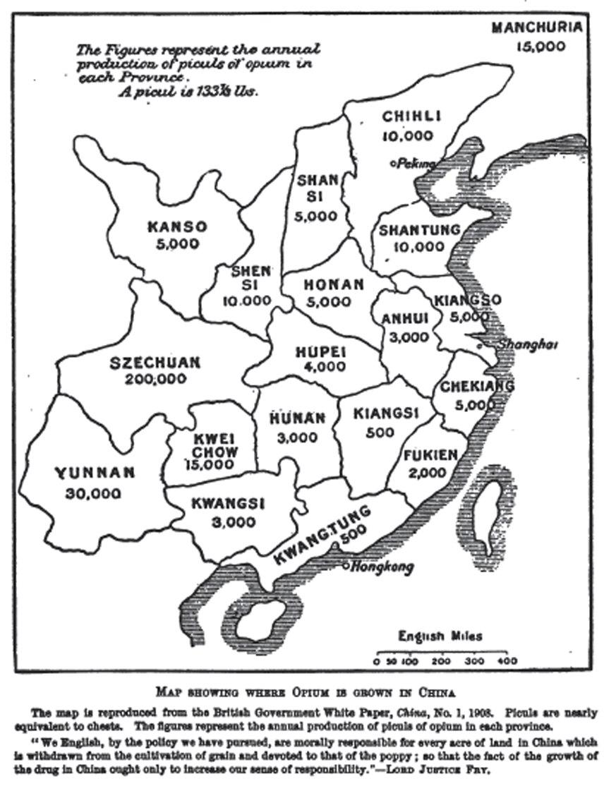 China & Opium 1908 en