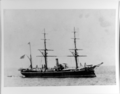 Chinese gunboat Wei Yuen(1877) NH 70196.png