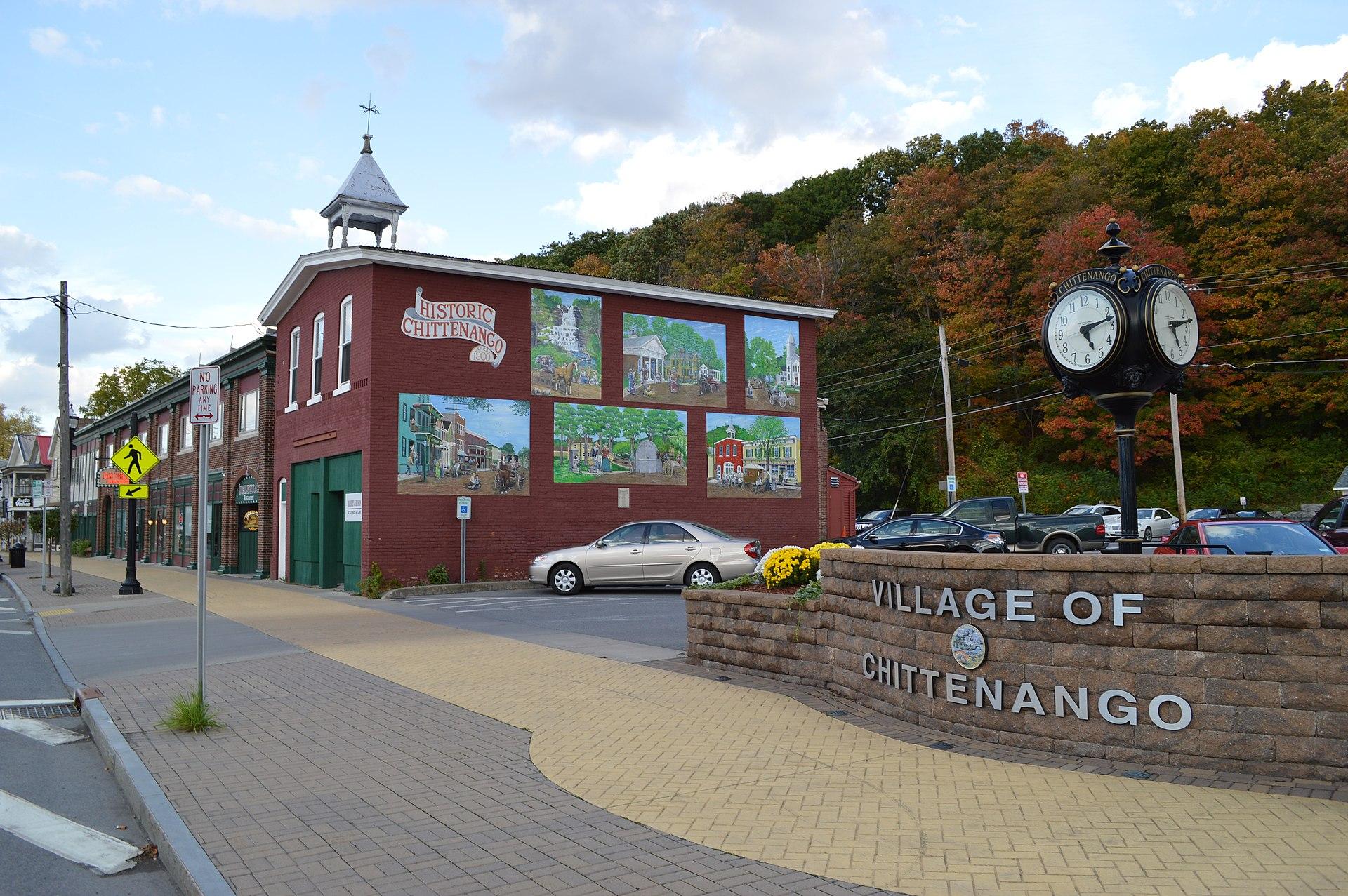 Chittenango, New York - Wikipedia