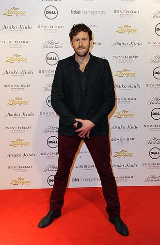 Chris O'Dowd - O'Dowd at Lingerie London in 2012